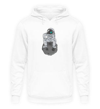 Astronaut Moon Chill