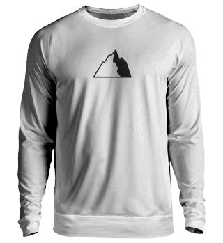 Mountain Unisex Sweater