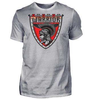 Herren Kurzarm T-Shirt Warrior Ramirez