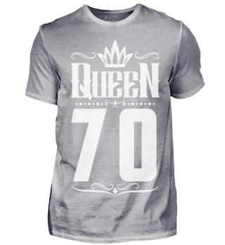70. Geburtstag 70 Jahre Queen Königin w