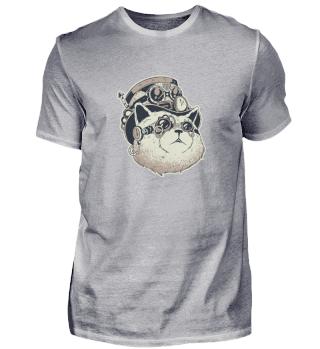 Steampunk Katze