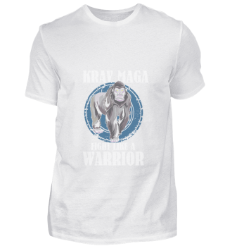Krav Maga T Shirt I combat coach gift