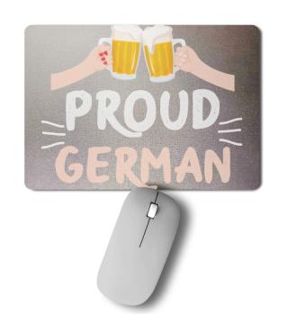 Germany proud German beer measure