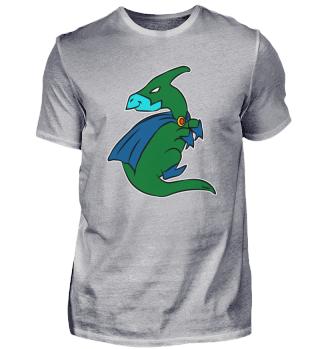 Superheld Dinosaurier Kostüm Parasaurus
