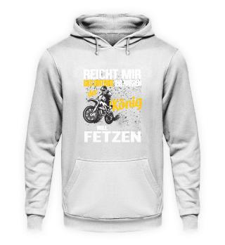 Motocross · Der König will fetzen