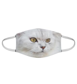 Gesichtsmaske mit Katzenmotiv 20.75