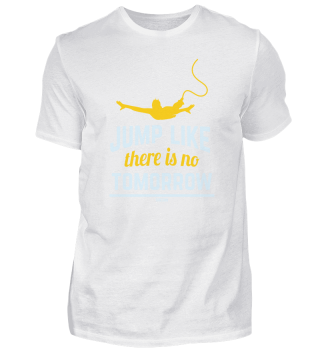 Bungee Jumping sporty brave gift