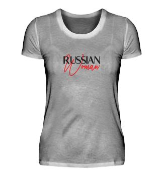 Russian Woman Frau - Funny Russian Gift
