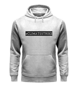 #CLIMATESTRIKE-Organic Hoodie