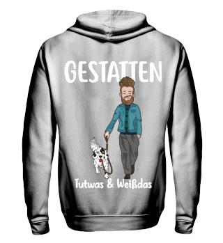 Gestatten, Tutwas- Herren Hoodie&Zip, w