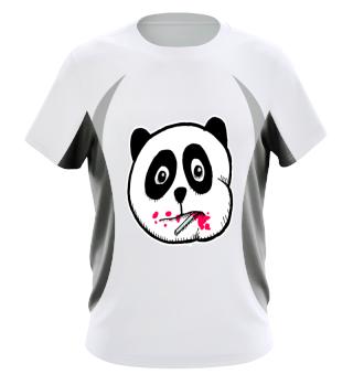 Sweet Panda Bear with Lollipop