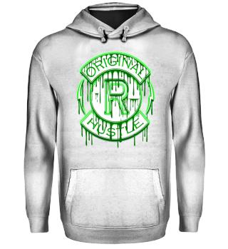 Herren Hoodie Sweatshirt Original Hustle Ramirez