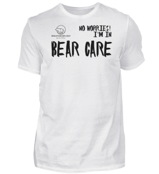 Bear Care White - unisex