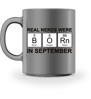 Periodic Elements - BORN september black