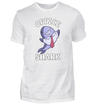 Office Shark Finance White Collar Hai