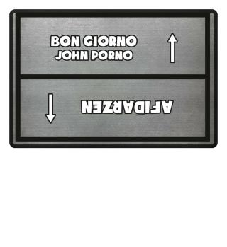 John Porno / Afidarzen hell