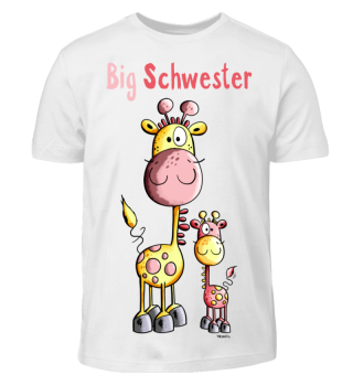 Big Schwester Giraffe