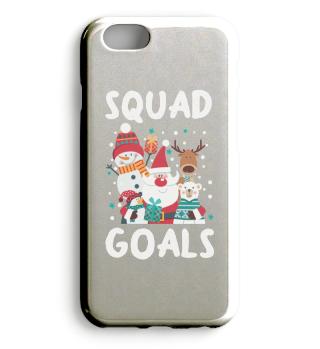 Christmas Squad Goals