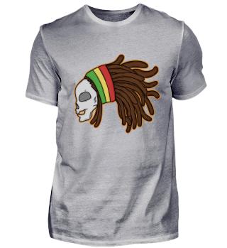 Reggae skull