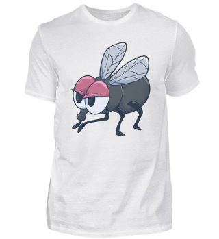 Fly mosquito insect funny gift