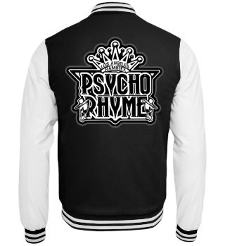 Herren College Jacke Psycho Rhyme Ramirez
