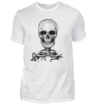 Skeleton Bone Horror Skull