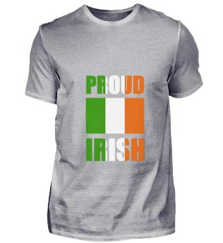 Stolzer Ire Irland Stolz
