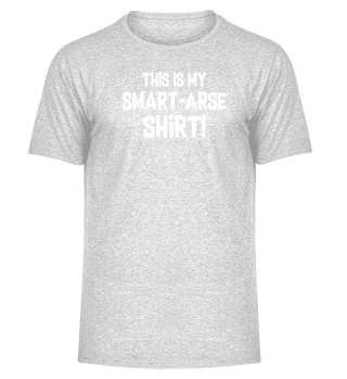 Gift Scientist: Smart-Arse