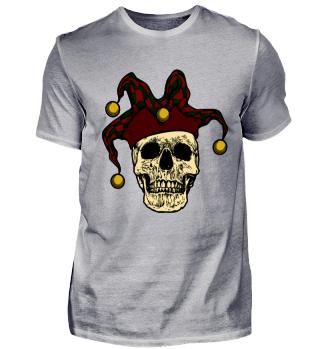 Skull Dead Clown Rocker Rock Bar Pub Gif