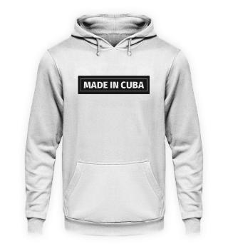 Cuba Funny Made in Cuba