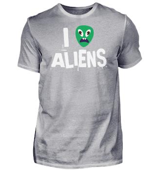Alien Love Aliens I Love Aliens