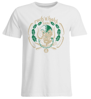 Unisex T-Shirt ab 3 XL | Grünkohl