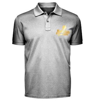 Mallorca Tour 2019 (Goldgelb) Poloshirts