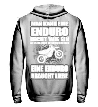 Motocross - Eine Enduro braucht liebe