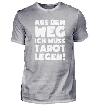 Geschenk Tarot Karten: Muss Tarot legen!
