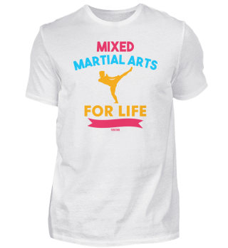 Martial ground fighting MMA
