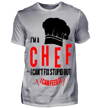 I`m a Chef
