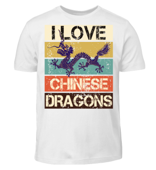Streifen & Drachen - I LOVE DRAGONS II