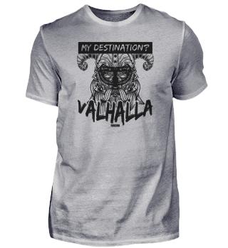 My goal is Walhalla