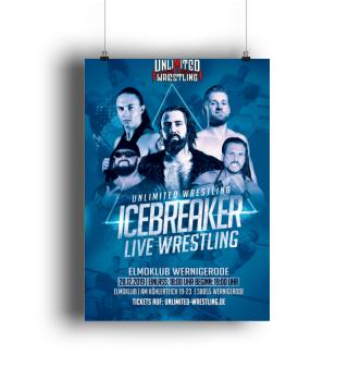 Unlimited IceBreaker 2019 Poster