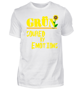 Soured by EMOTIONS - Grün - Shirt