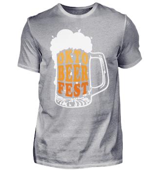 Oktoberfest Beer Drinking