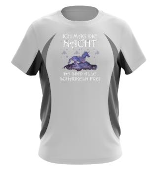 Einhorn - Nachts Schaukel Frei