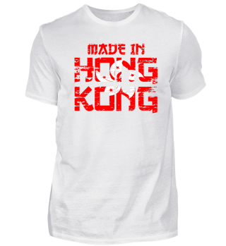 Fashionable Statement Hong Kong T-shirt
