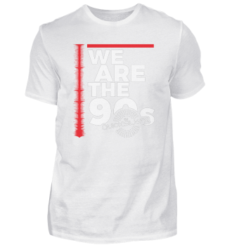 WE ARE THE90S Herren Grün