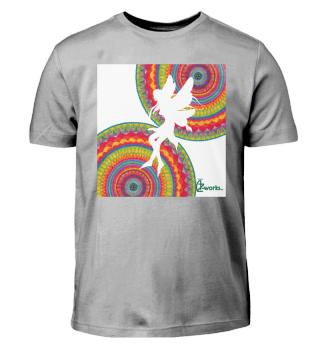 Kinder-T-Shirt Elfe