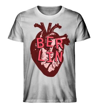 Berlin Heart Men's T-Shirt