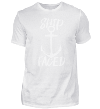 Ship Faced Cool Shirt