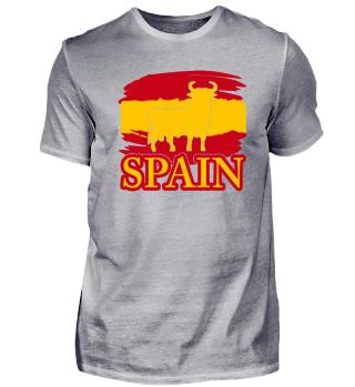 Spanien spanisch Geschenk Madrid Barcelo