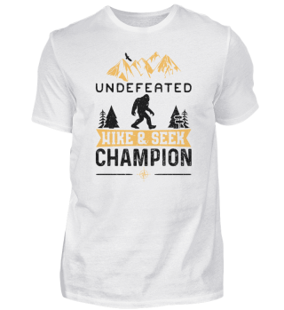 Undefeated Hike And Seek Champion